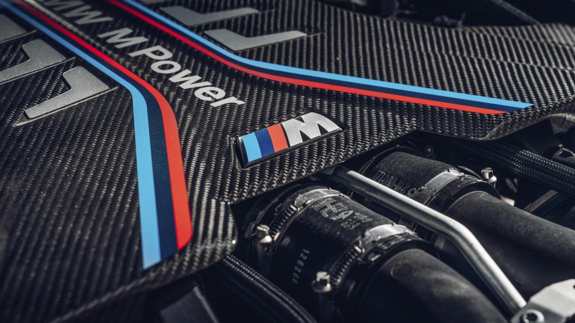 BMW M5 V8 S63M