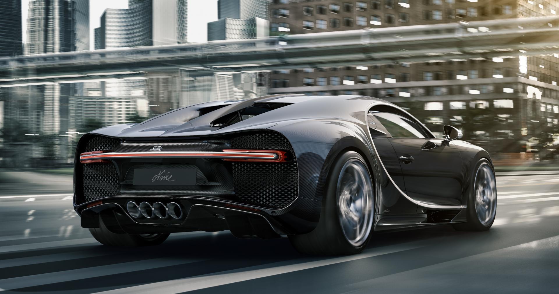 Bugatti Chiron Noire Elégance