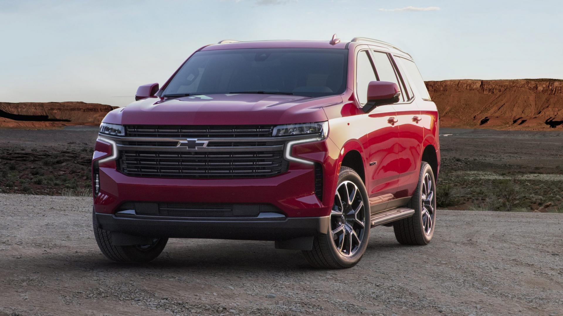 Chevrolet Tahoe RST 2020