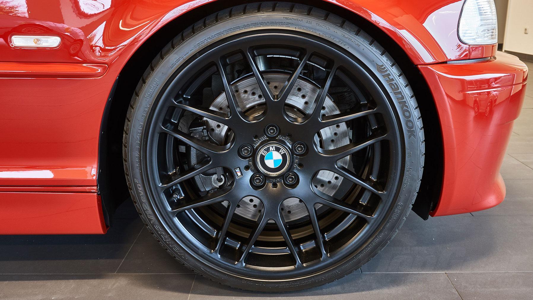 BMW M3 CSL Wielen Velgen
