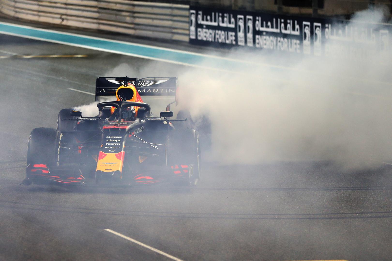 Eindstand Formule 1-kampioenschap 2019