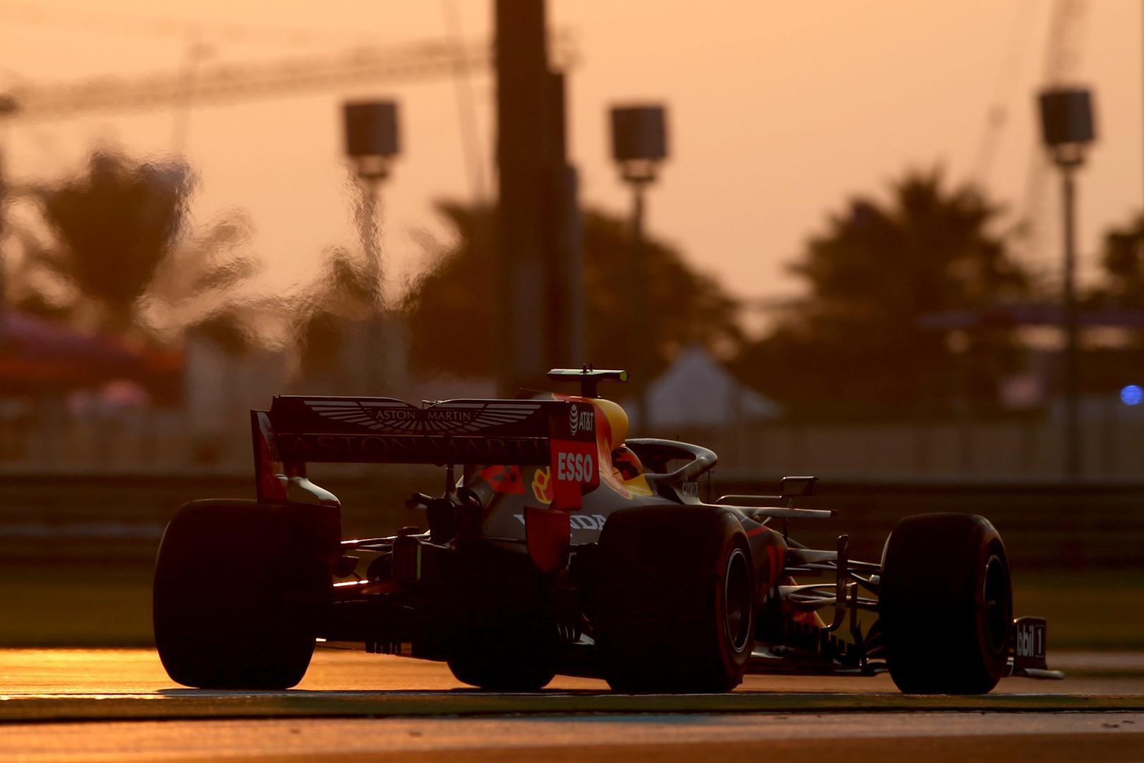 Uitslag van de GP van Abu Dhabi 2019