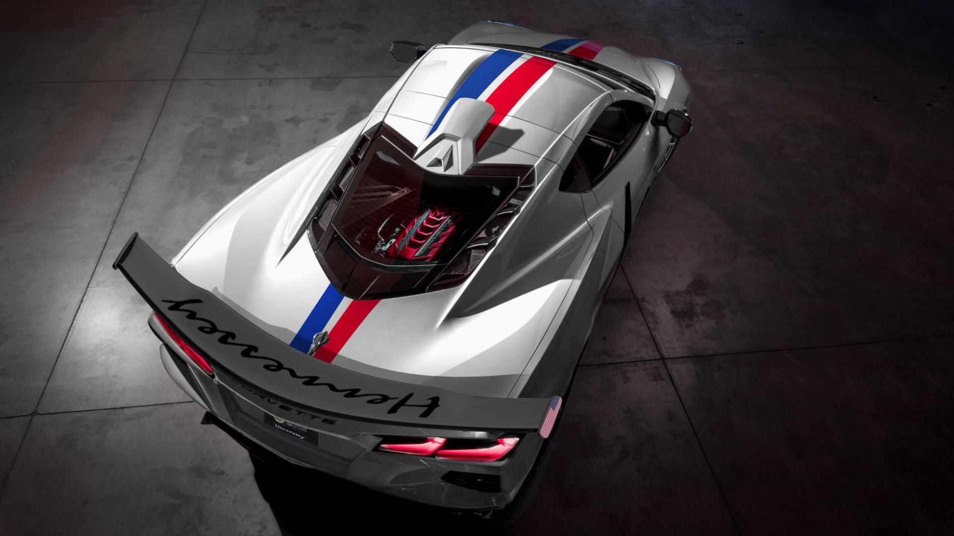 Hennessey Corvette