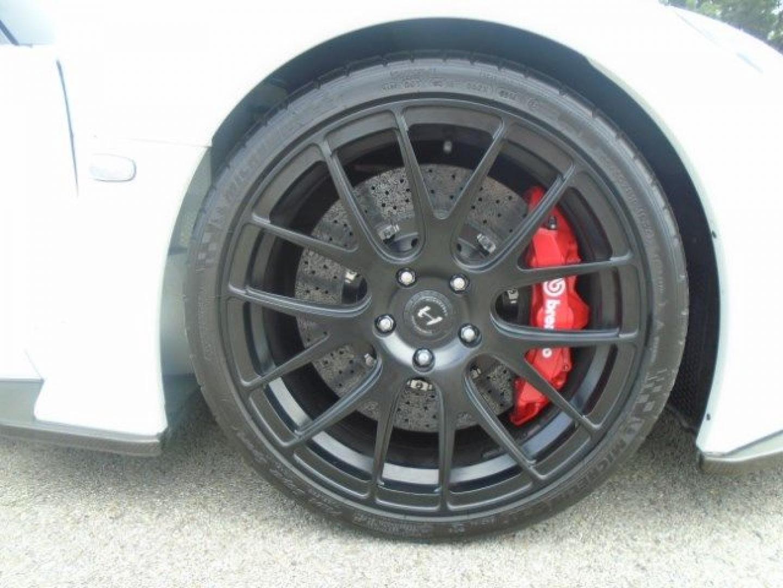 Hennessey Venom GT detail velg