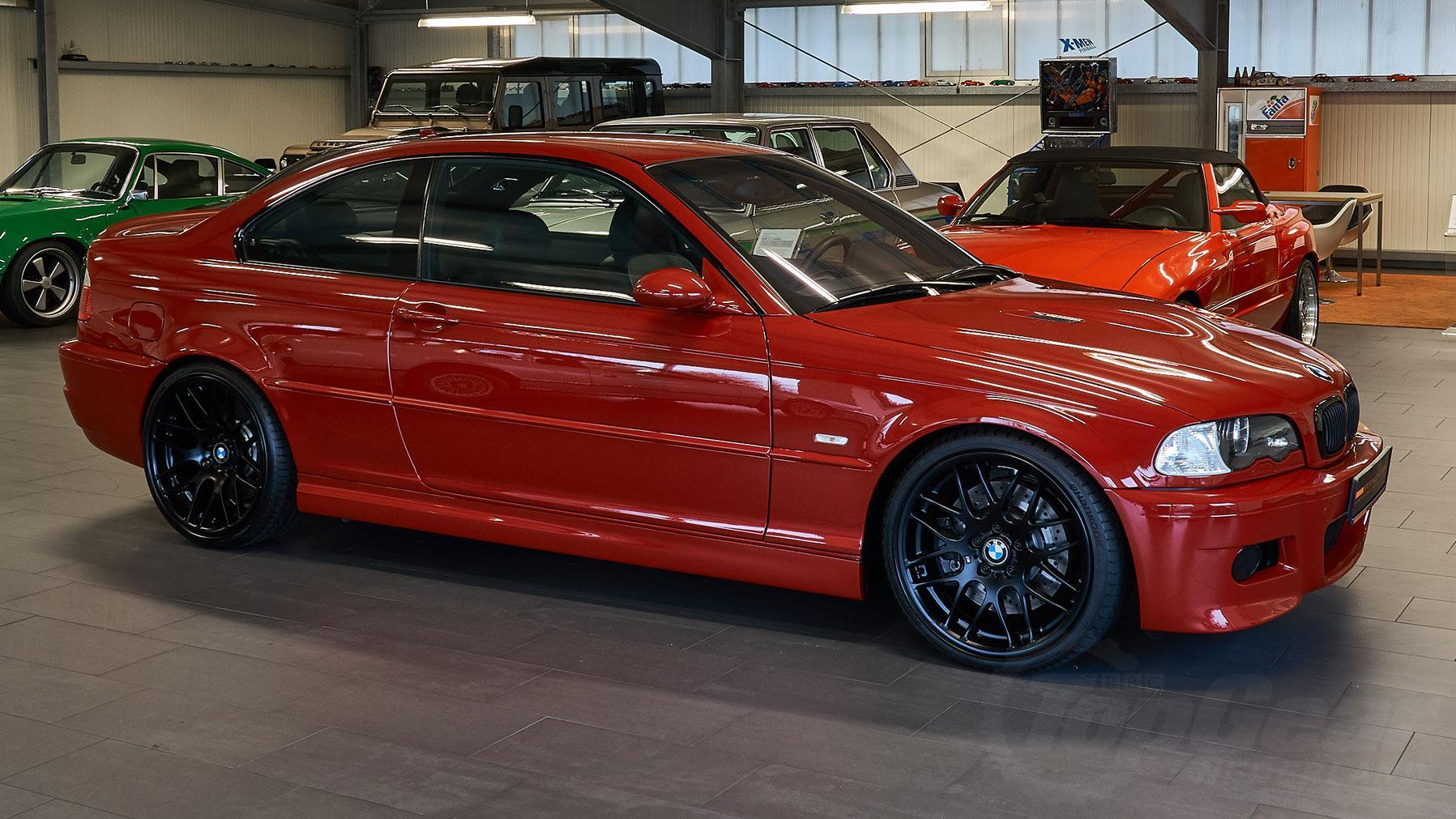 BMW 350i E46