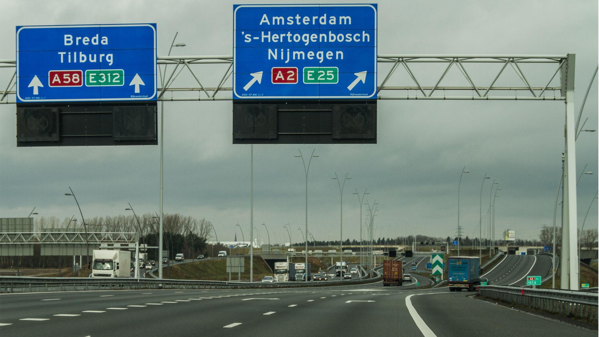 Knooppunt A2 A58