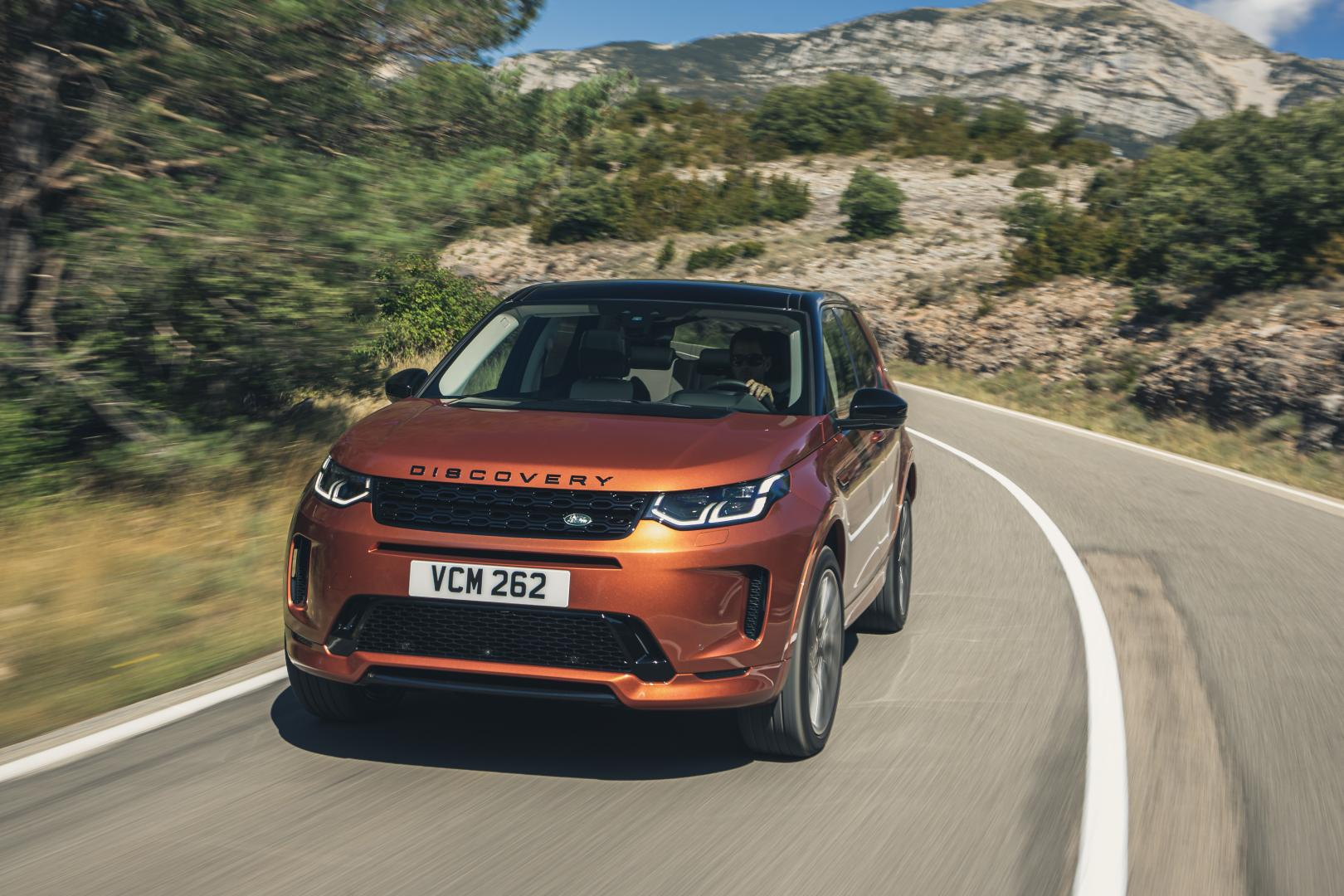 Land Rover Discovery Sport D250R-Dynamic S rijder voor