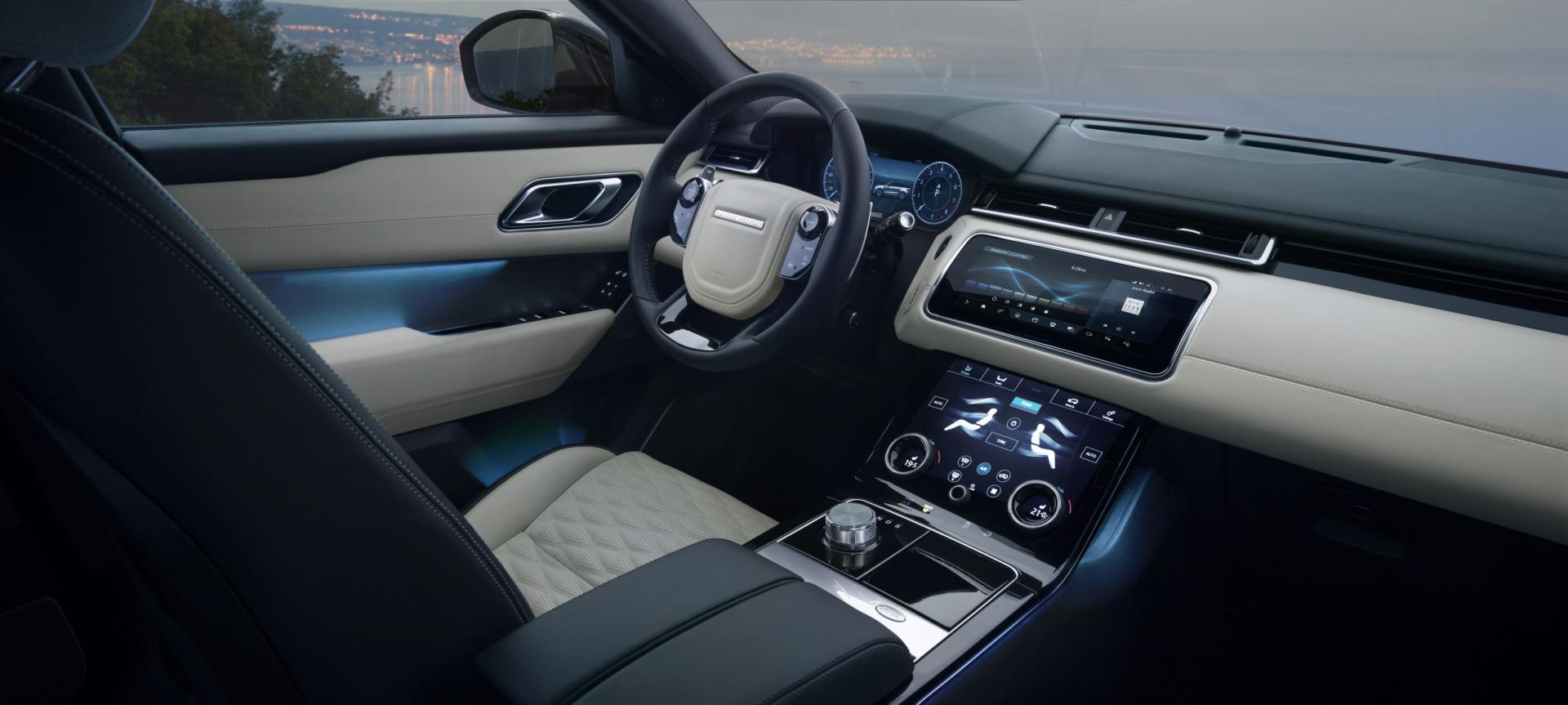 Interieur Range Rover Velar SVAutobiography Dynamic Edition