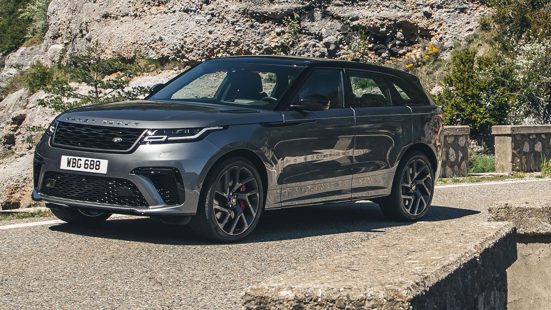 Range Rover Velar SVA
