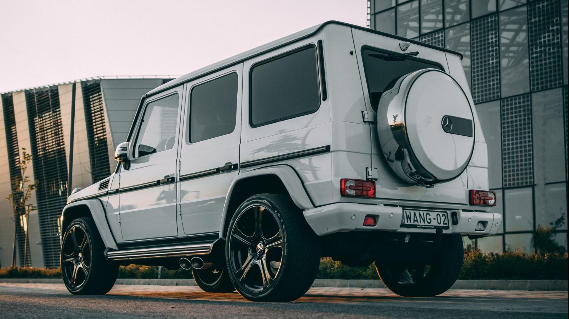 Mercedes-AMG G-klasse