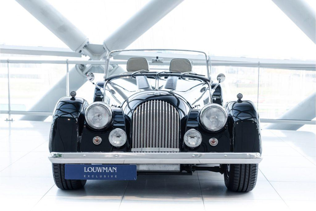 Morgan Plus 8 Louwman Exclusive recht voor