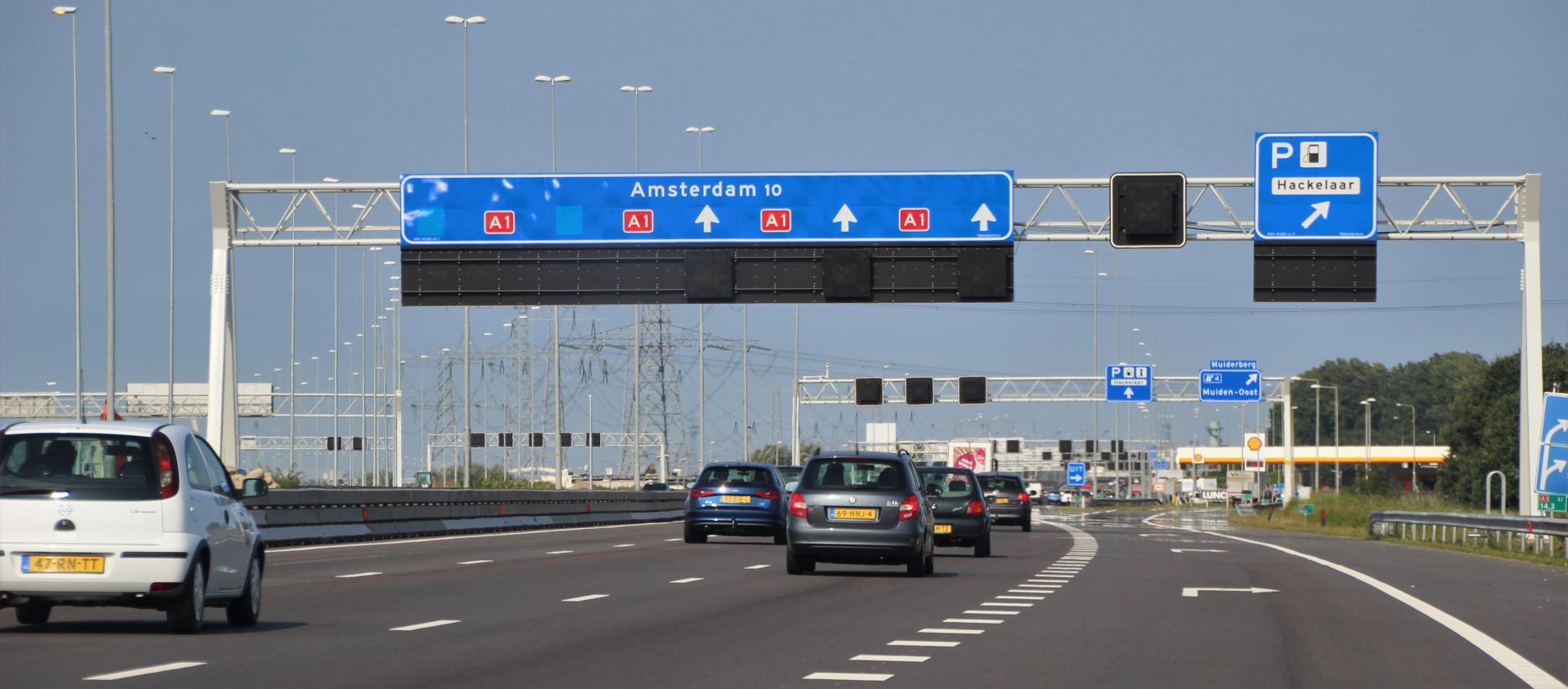 Snelweg A2 Breukelen