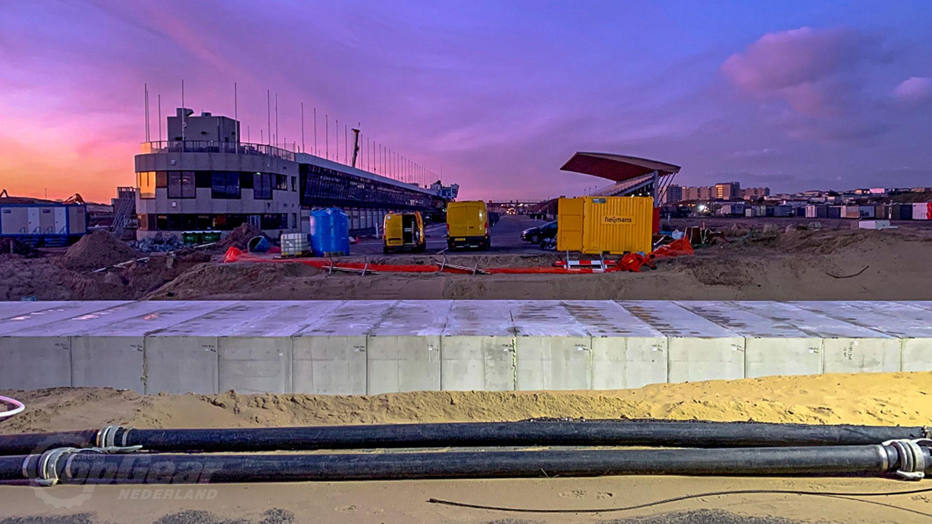 Circuit Zandvoort verbouwingen