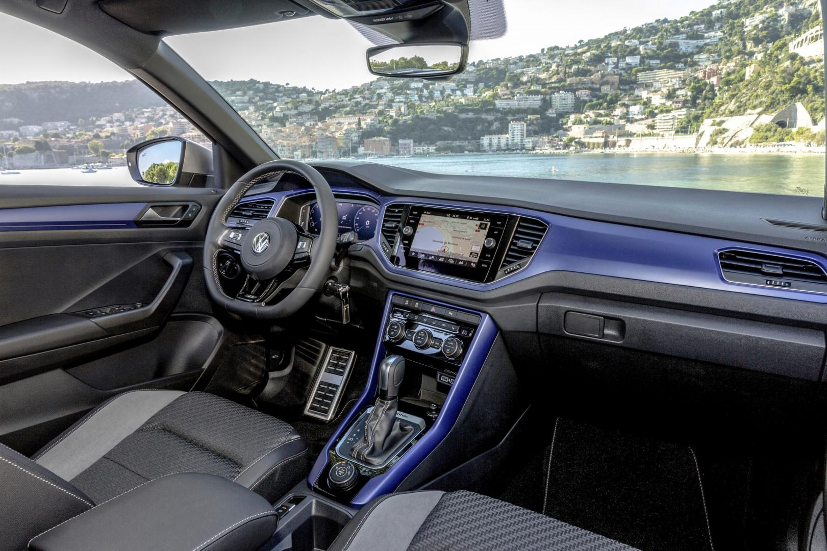 Interieur VW T-Roc R