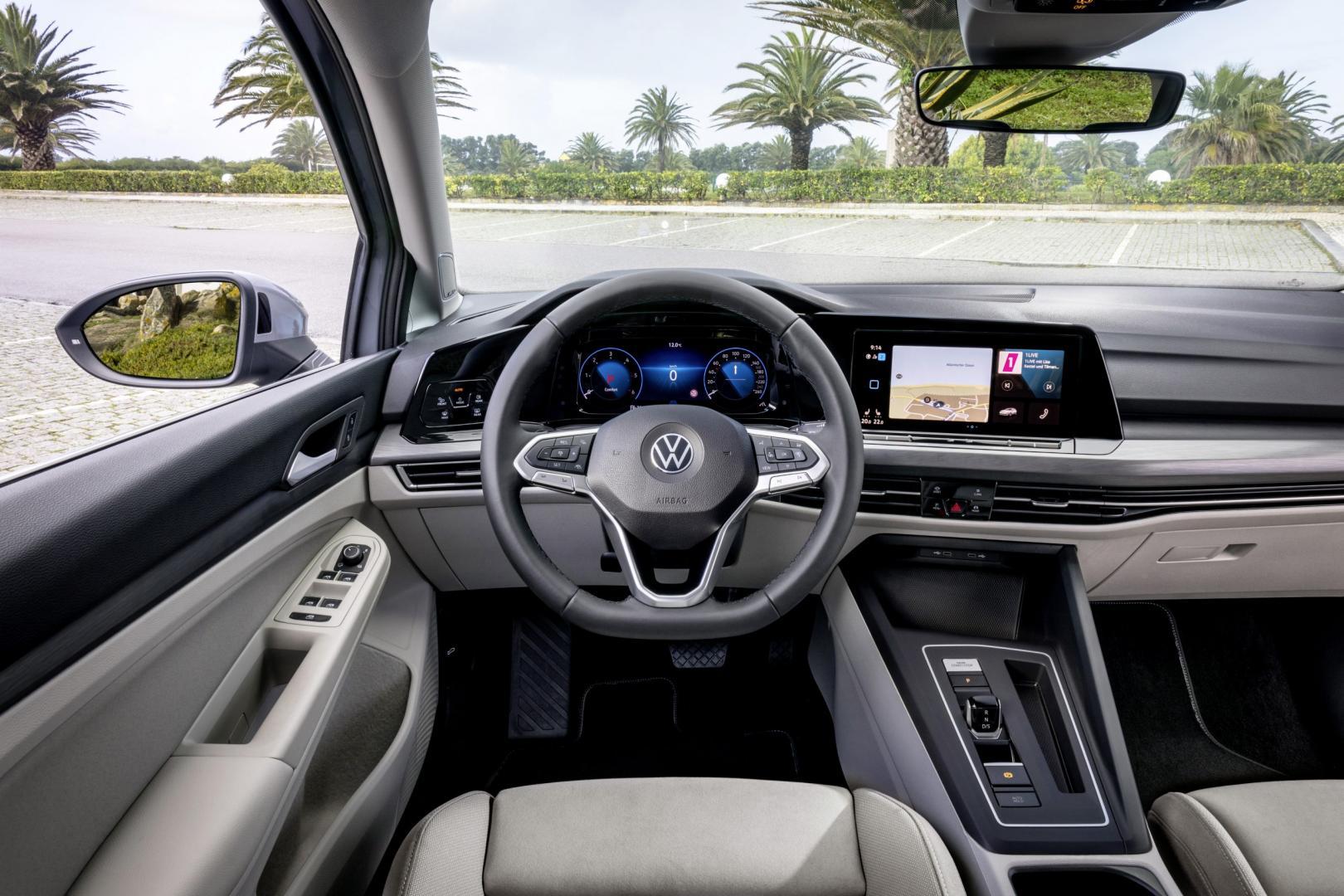 Volkswagen Golf 8 Grijs 1.5 TSIe