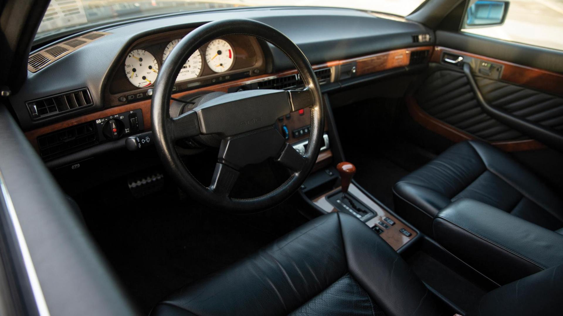 Mercedes 560 SEL Mercedes 560 SEL AMG V8AMG V8
