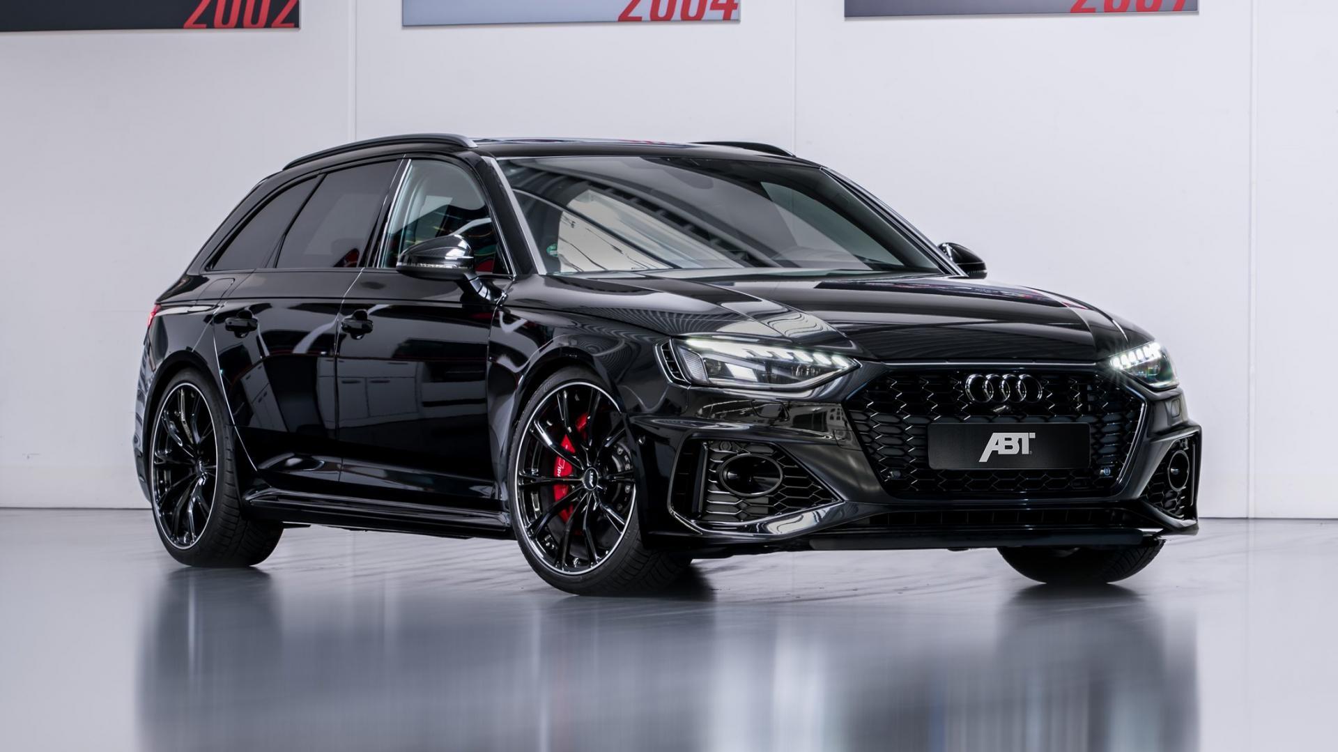 Abt Audi RS 4