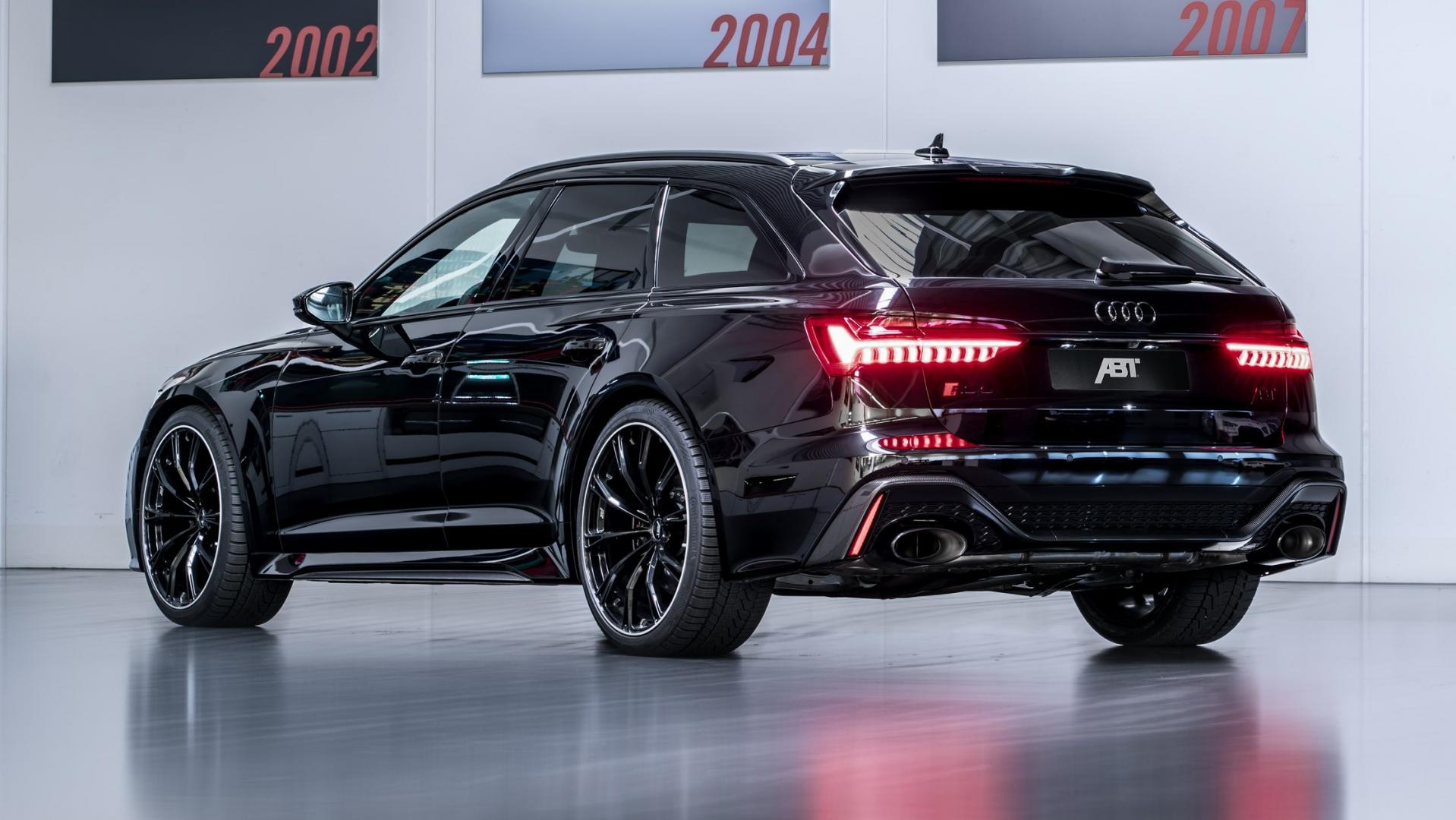 Abt Audi RS 6 C8