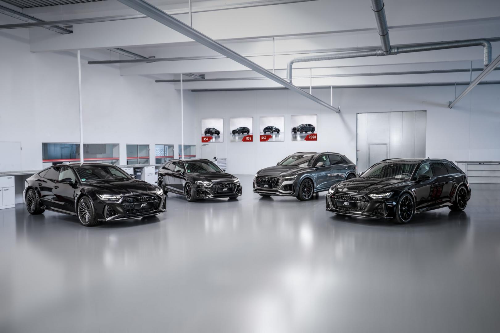 Abt Audi RS-familie