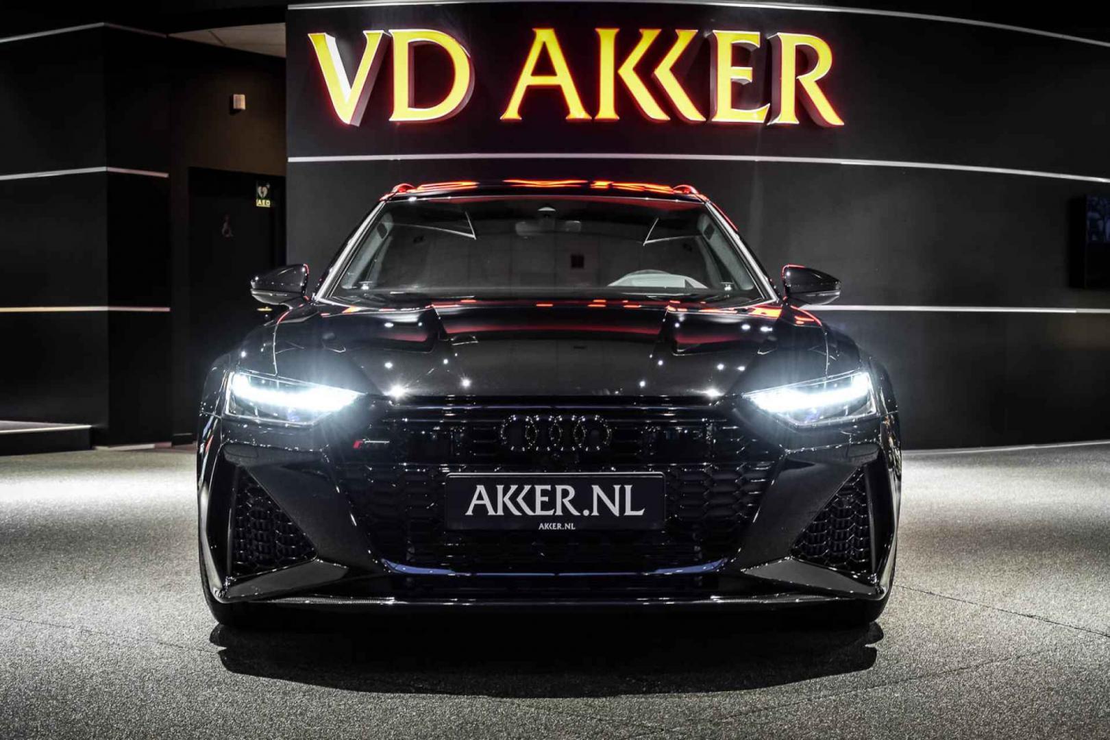 Audi RS 6 C8 Akker