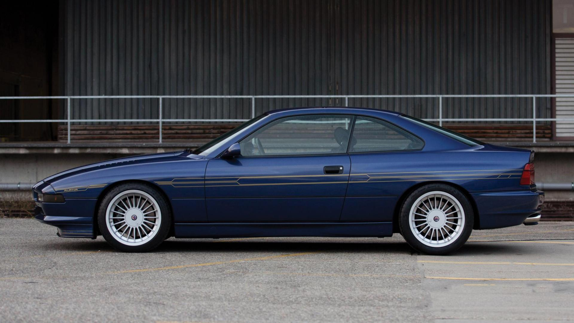 BMW Alpina B12 5.7 Coupe 1993