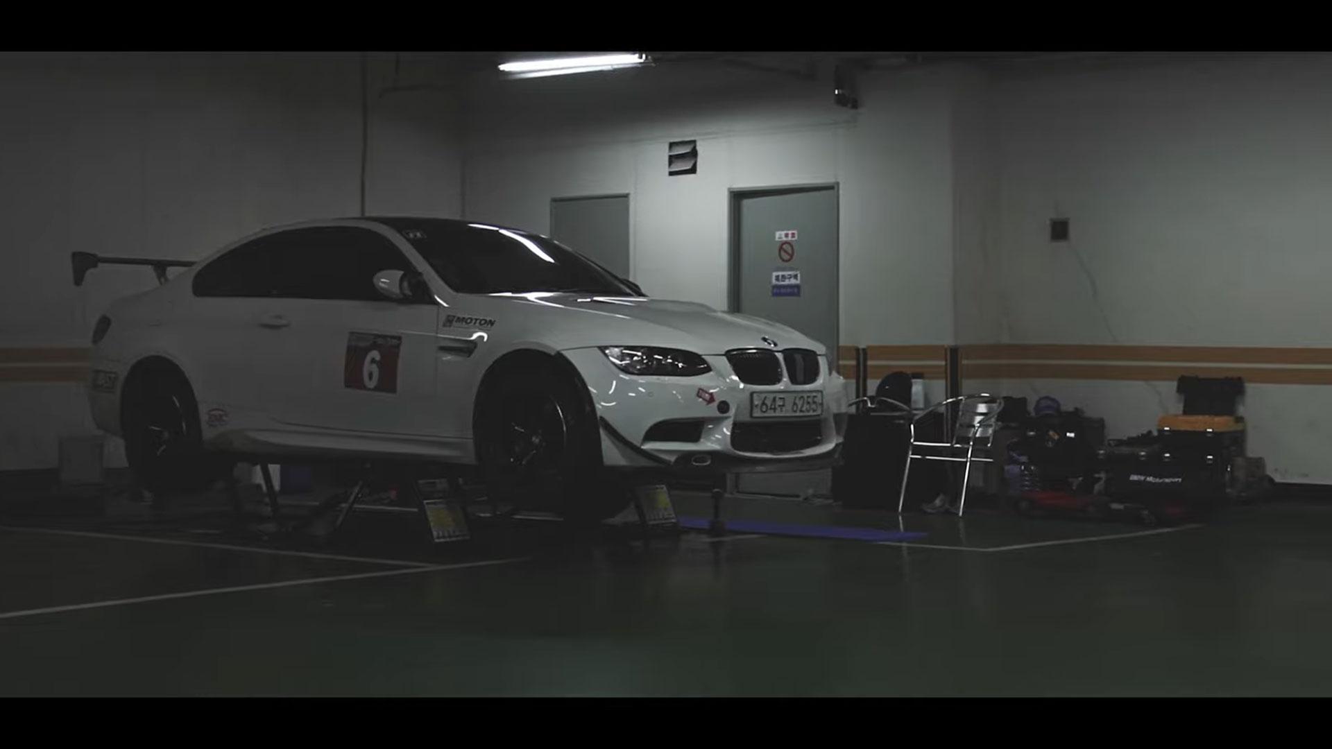 BMW m3 E92 racer