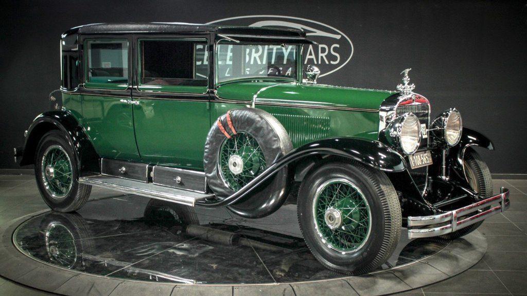 Cadillac van Al Capone