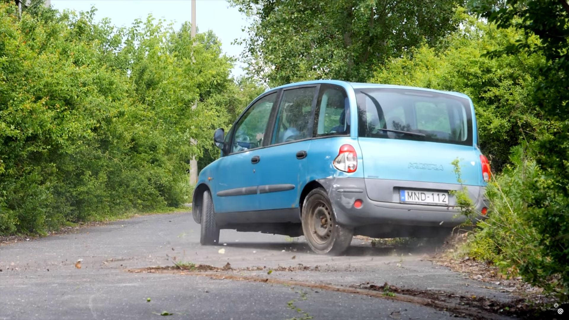 Fiat Multipla Drift