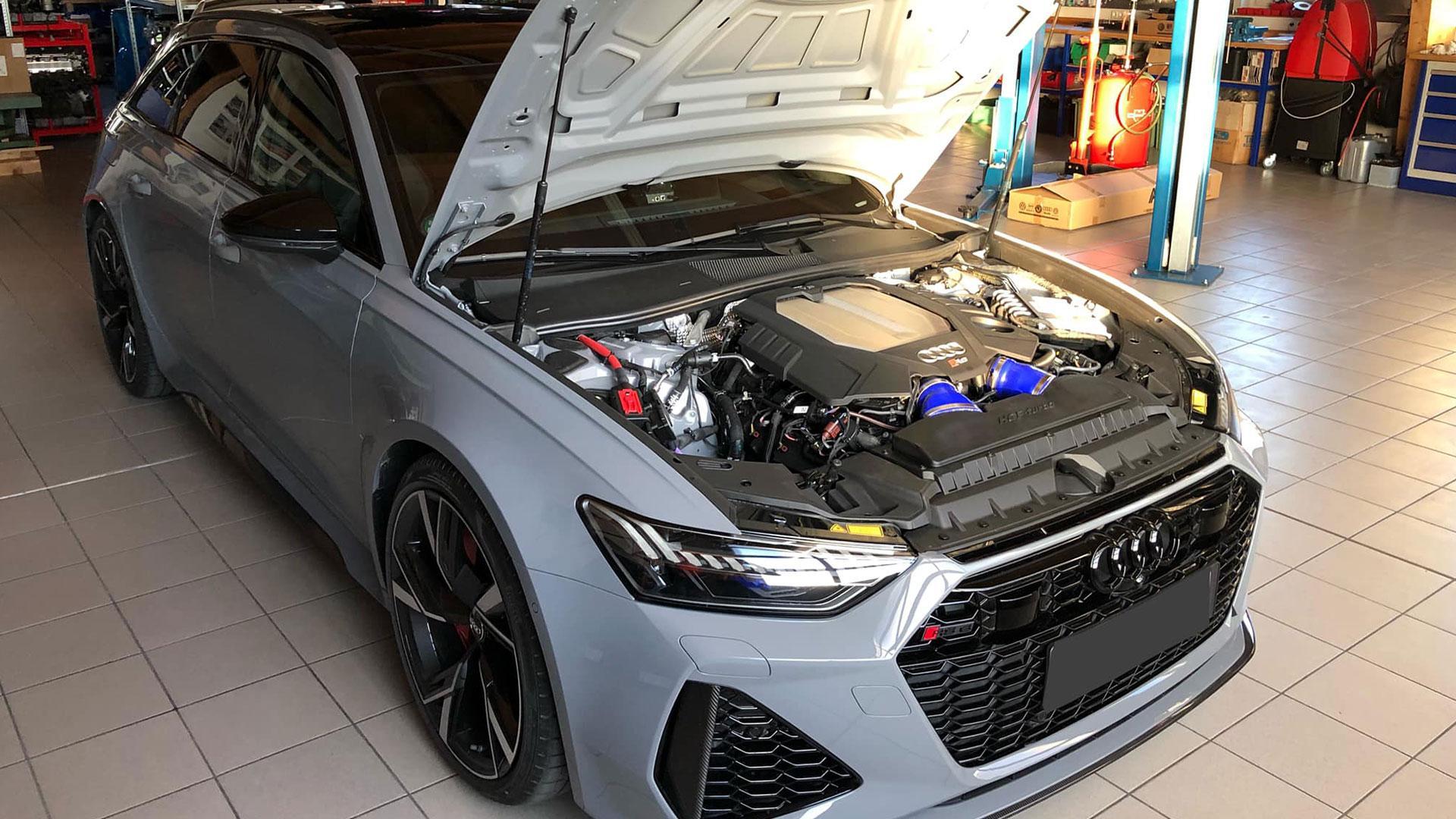 HGP Audi RS 6