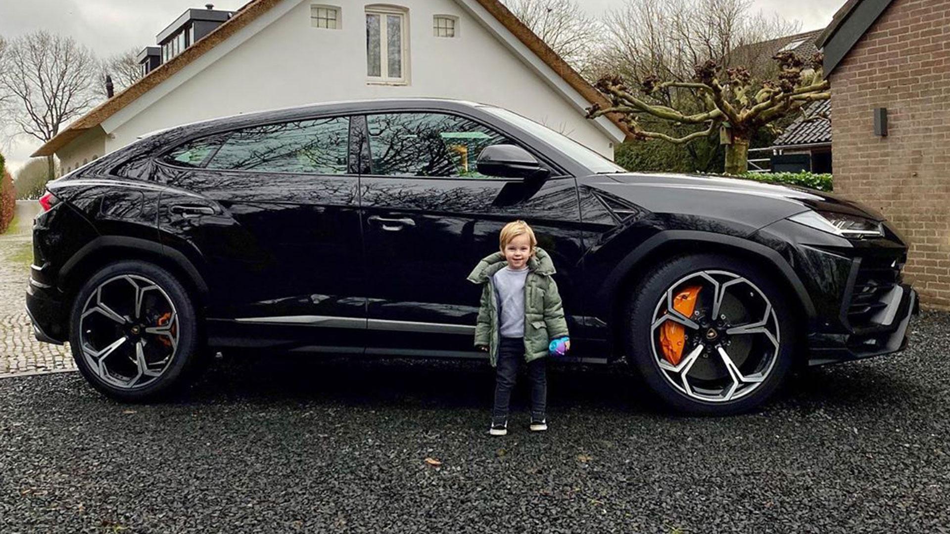 Lamborghini Urus Joel Beukers