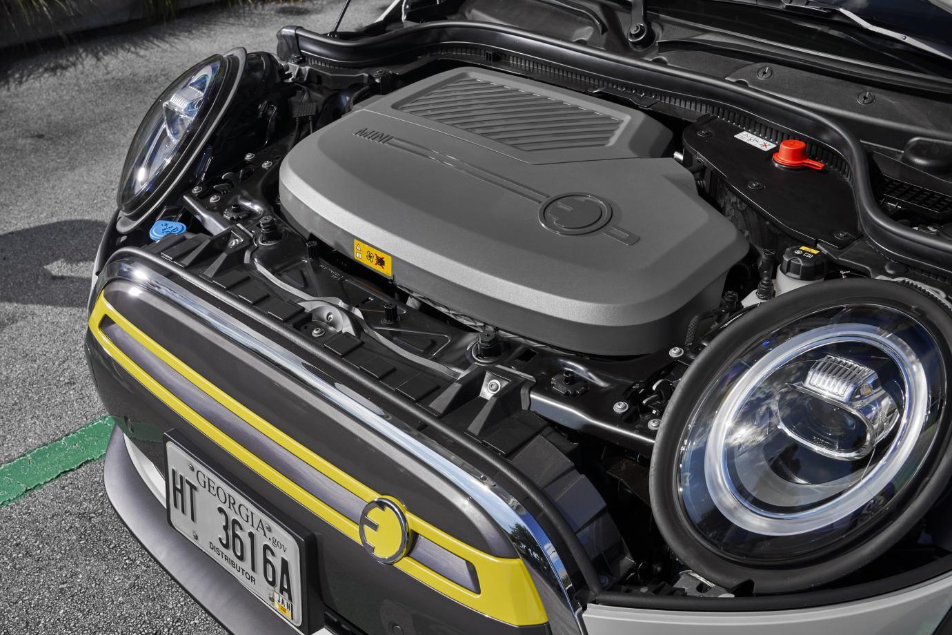 elektrische Mini Cooper SE