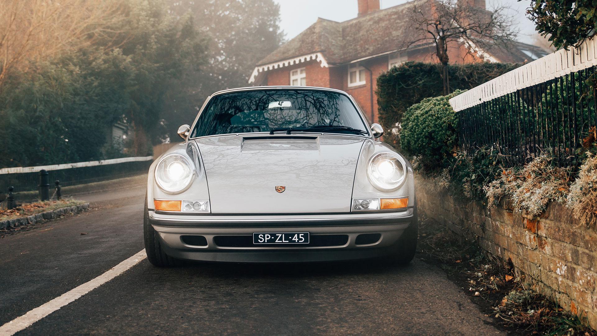 Nederlandse Singer Porsche 911 Amsterdam