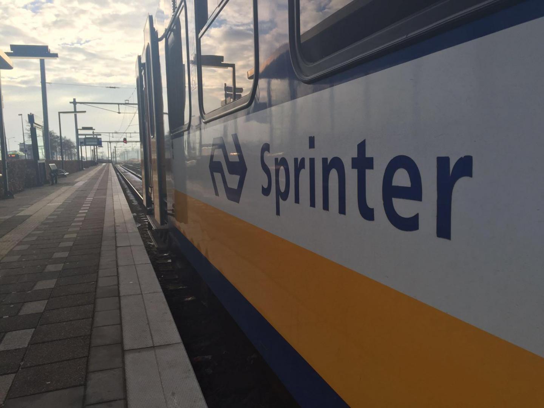 Sprinter Trein Station