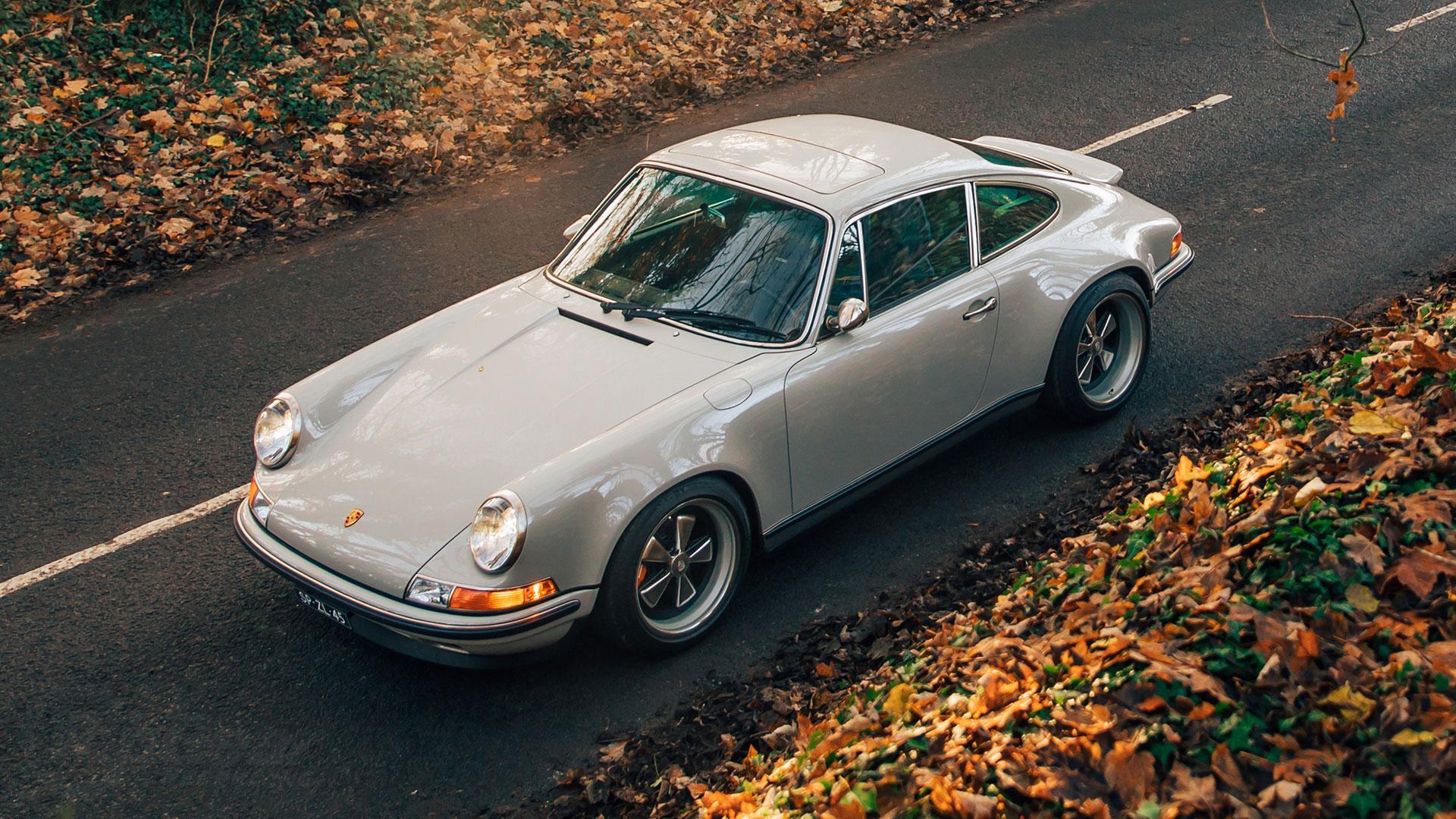 Nederlandse Singer Porsche 911 Amsterdam eur