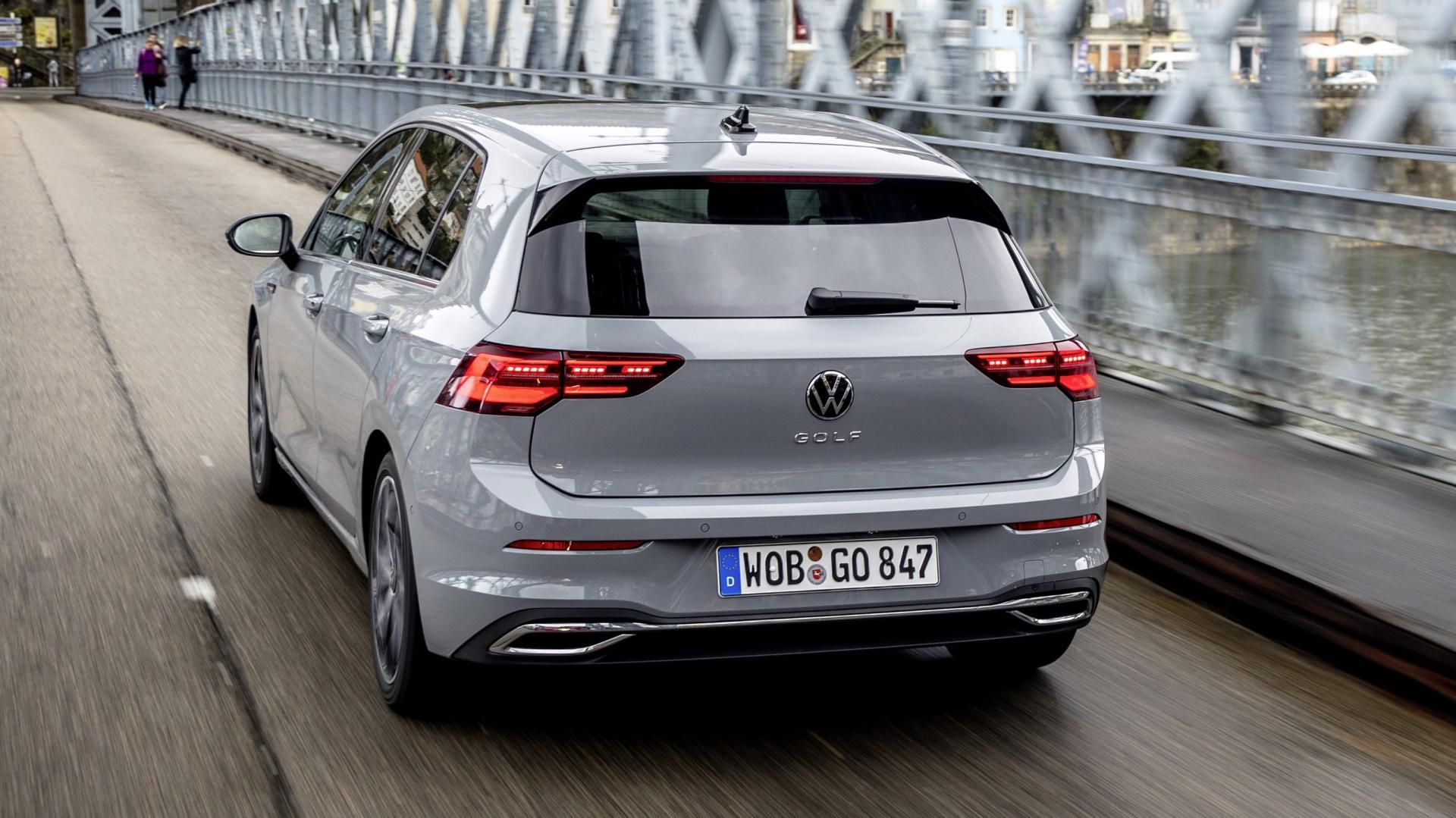 Volkswagen Golf 8 Grijs