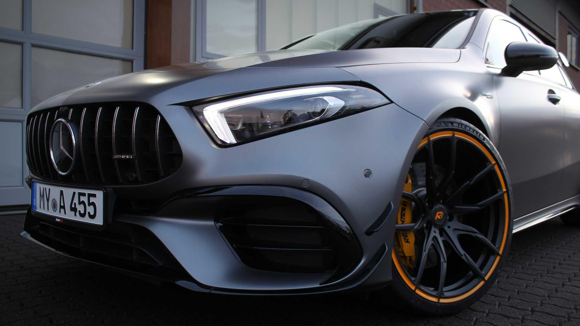 Renntech Mercedes-AMG A 45