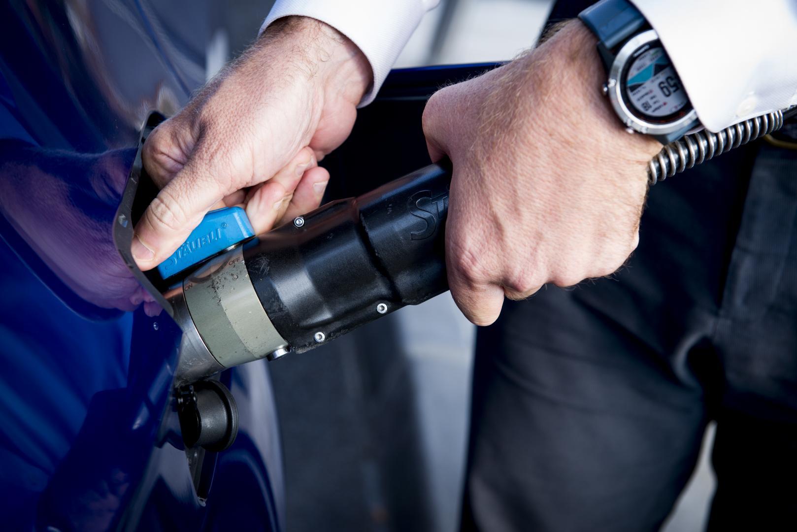 Seat Leon op CNG Aardgas tanken