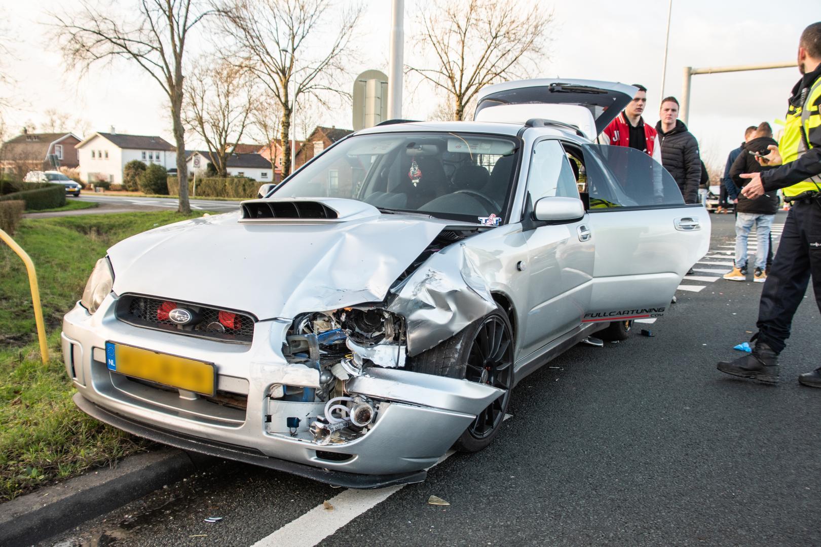 Subaru Impreza WRX STI Blobeye Wagon