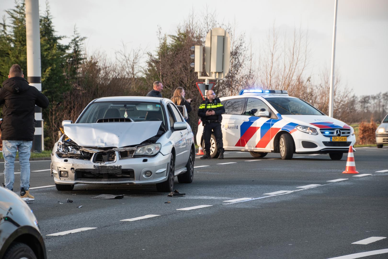Subaru Impreza WRX STI crash botsing hawkeye