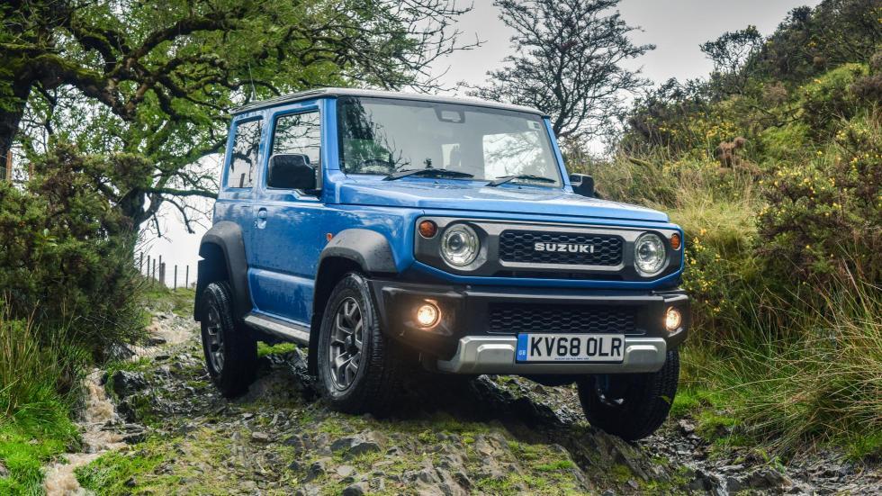 Suzuki Jimny blijft te koop