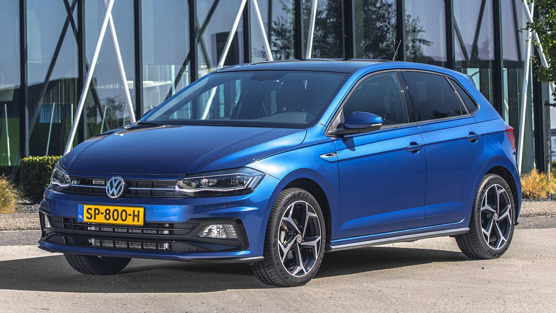 Volkswagen Polo op Nederlands kenteken