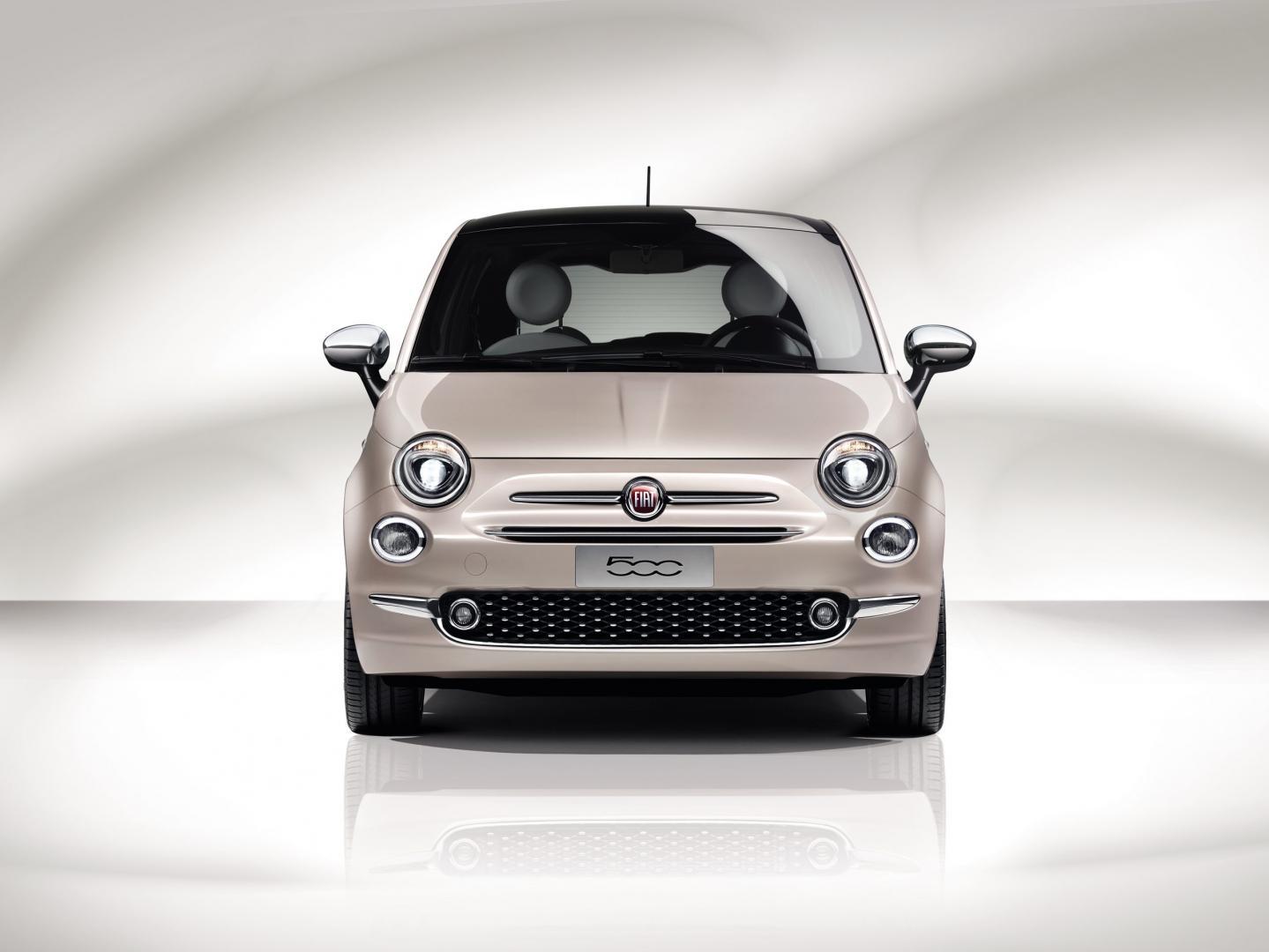 FIAT 500 private lease