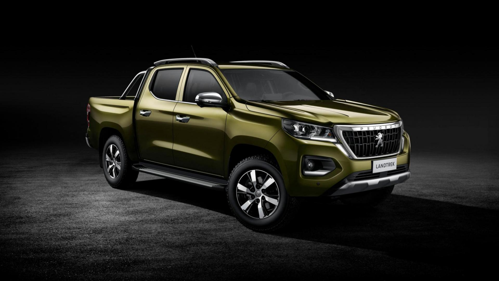Peugeot Landtrek Pick-up 2020Peugeot Landtrek Pick-up 2020
