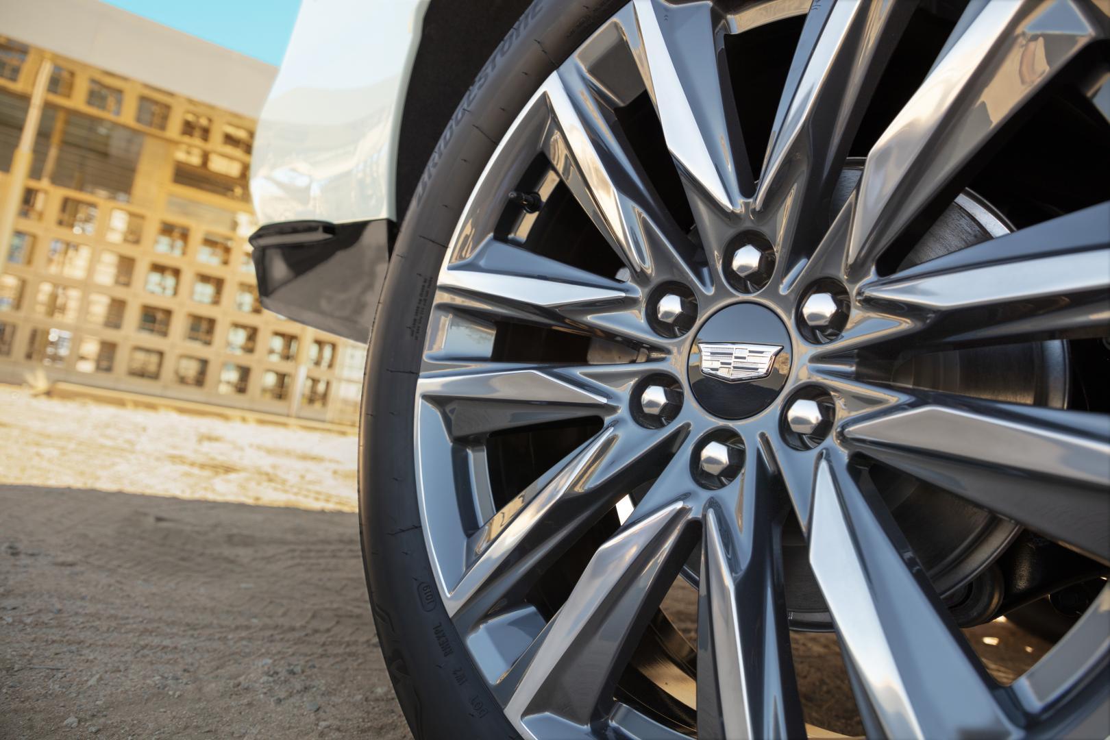 Cadillac Escalade 2021 velg wiel