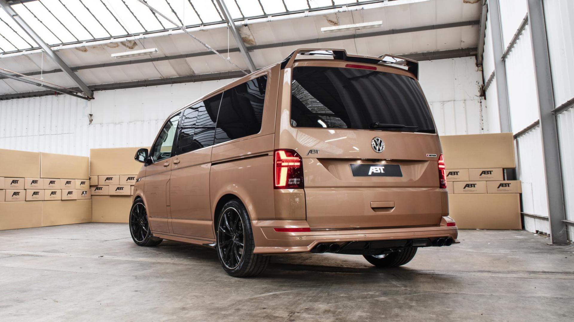Abt Volkswagen Transporter Bumpers