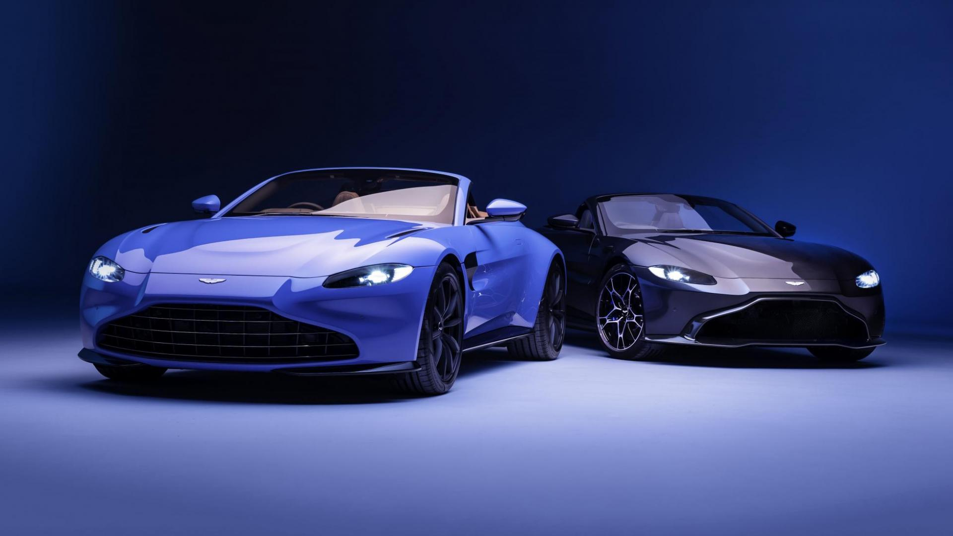 Aston Martin Vantage Roadster vs Coupe