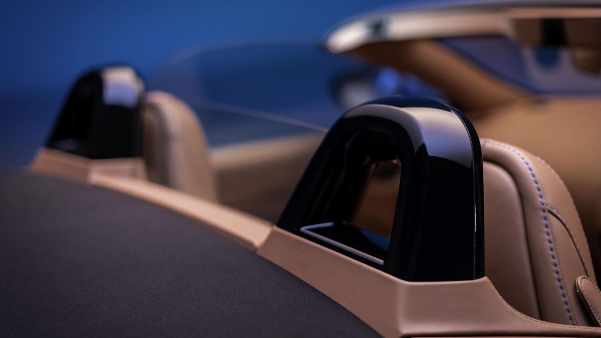 Aston Martin Vantage Roadster rolbeugels