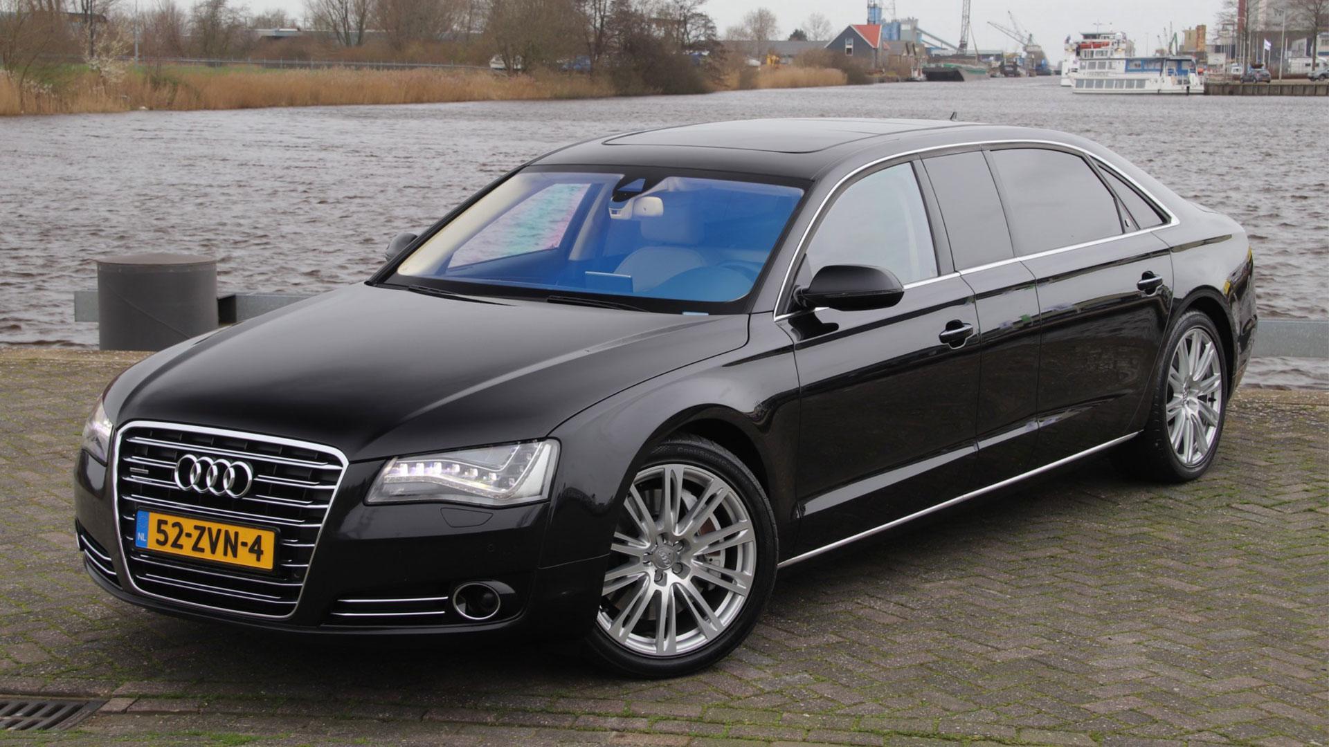 Audi A8 Limousine Remetzcar