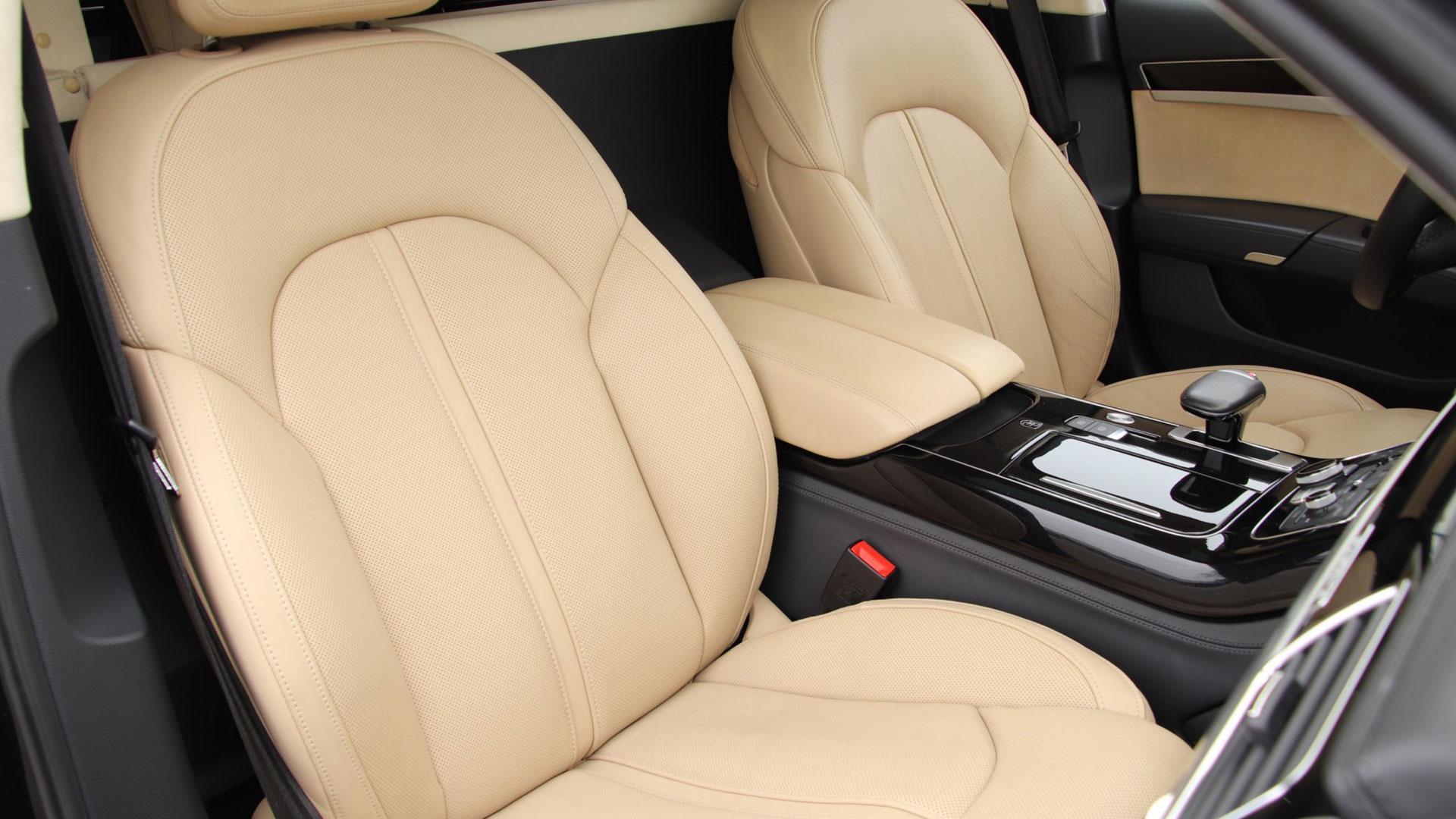 Voorstoelen Audi A8 Limousine van Remetzcar