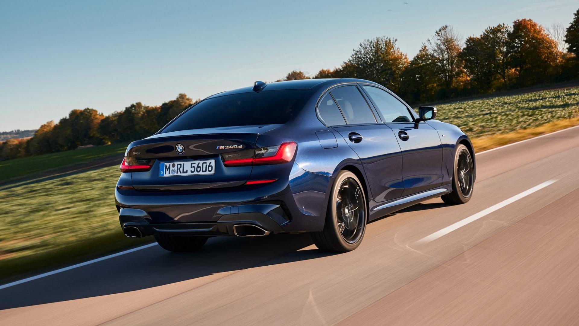 BMW M340d xDrive 2020